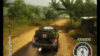 Dirt 2 gameplay Malaysia Subaru WRX STI LATVIJA + Download free