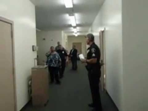 LAUSD Police intimidation