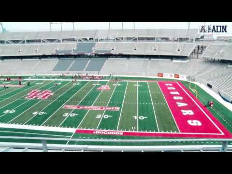 The ADN Tours Houston's TDECU Stadium