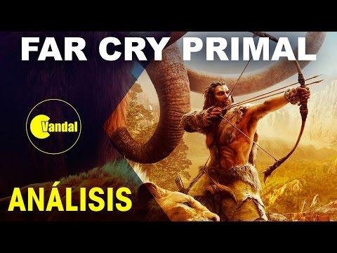 VIDEOANÁLISIS Far Cry Primal