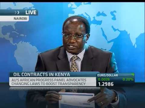 Negotiating & Financing of Oil contracts in Kenya