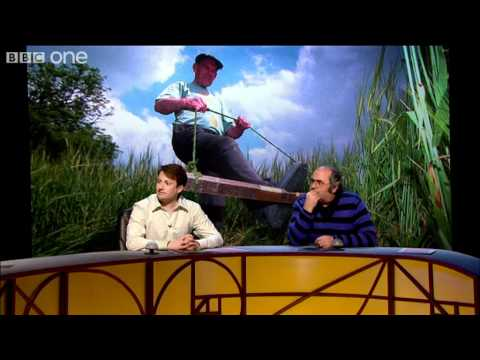 The QI Crop Circle - QI Series 8 Episode 3 Hoaxes Preview - BBC One