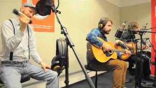Peter Björn and John - Second Chance (Live bei Radio Hamburg)