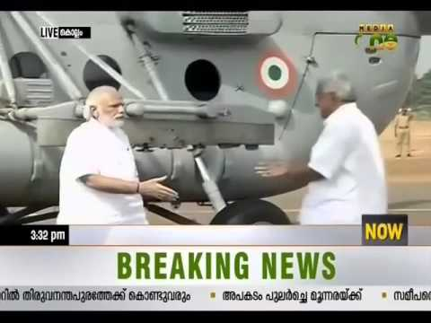 Puttingal Explosion: Narendra Modi arrived Kollam ground