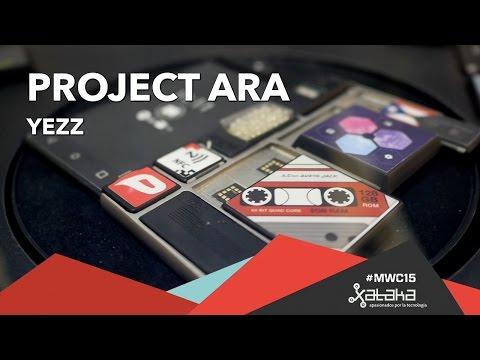 Un vistazo a la evolución del Project Ara tras lo que hemos visto en el MWC