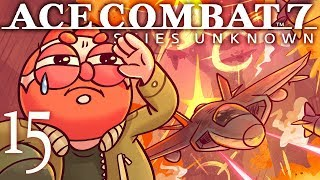 Battle For Farbanti  | Ace Combat 7: Skies Unknown | Mission 15