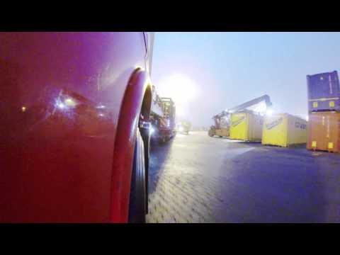 Torben Rafn & Co. Denmark. Delivering winch for offshore. 50 tons.