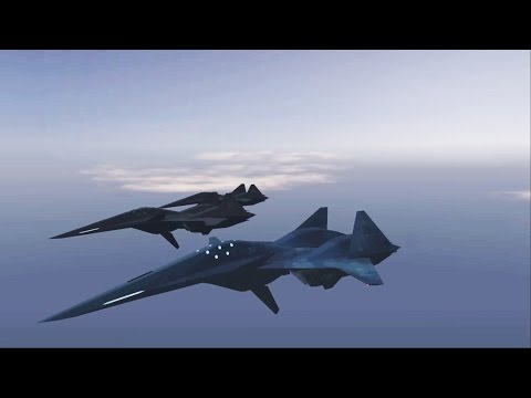 Extra Razgriz Dialogue in Mission 27+ - Ace Combat 5