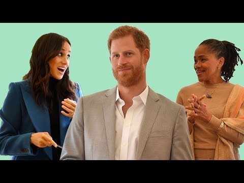 Harry, Doria and Meghan's relationship: Body language expert explains