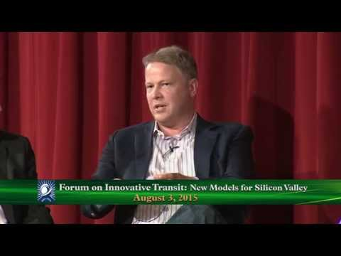Forum on Innovative Transit:  New Models for Silicon Valley (HD)