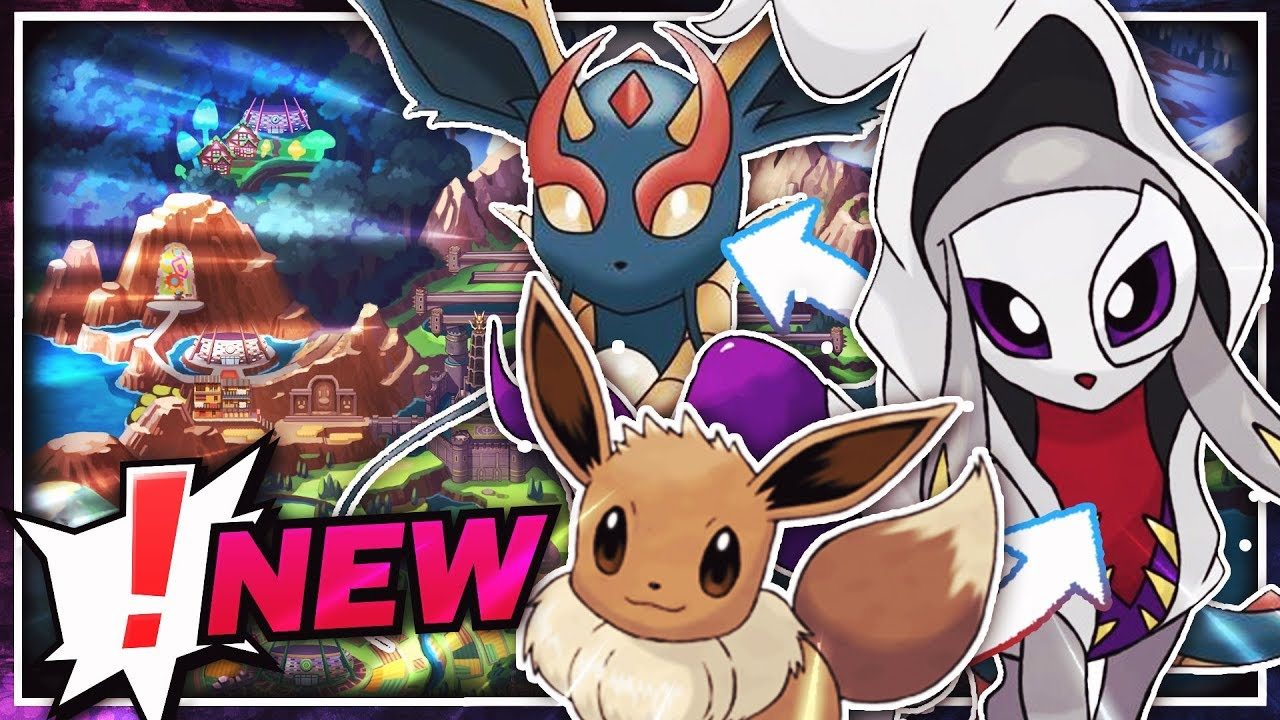 New Shield Sword Leak 60 Pokemon 3 Eevee Evolutions