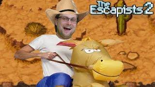 КОВБОЙСКИЙ ПОБЕГ ► The Escapists 2 #4