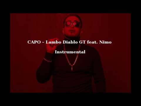 CAPO – Lambo Diablo GT feat. Nimo Instrumental ReProd.By DMSBeatz