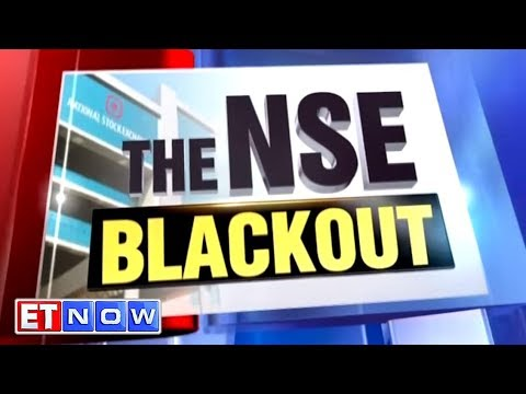 The NSE Blackout