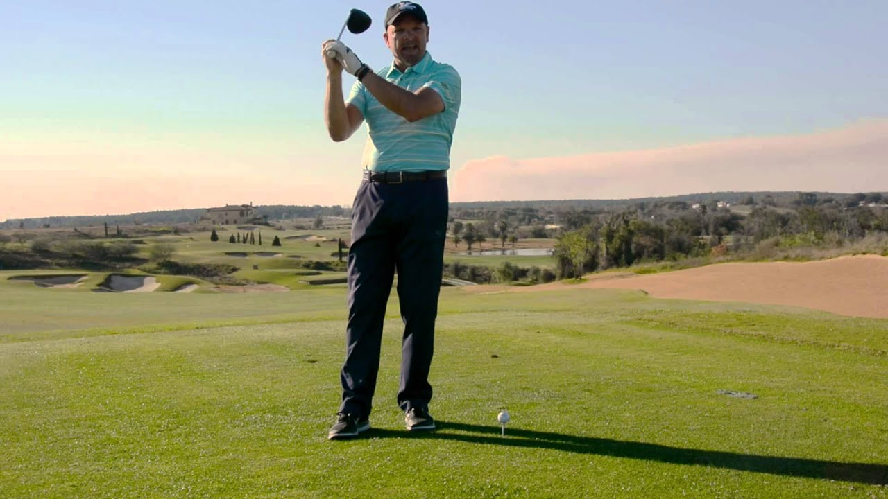 Building A Better Top of Backswing Position | Flagstick com