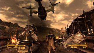 Fallout: New Vegas - Ending - Remnant Help