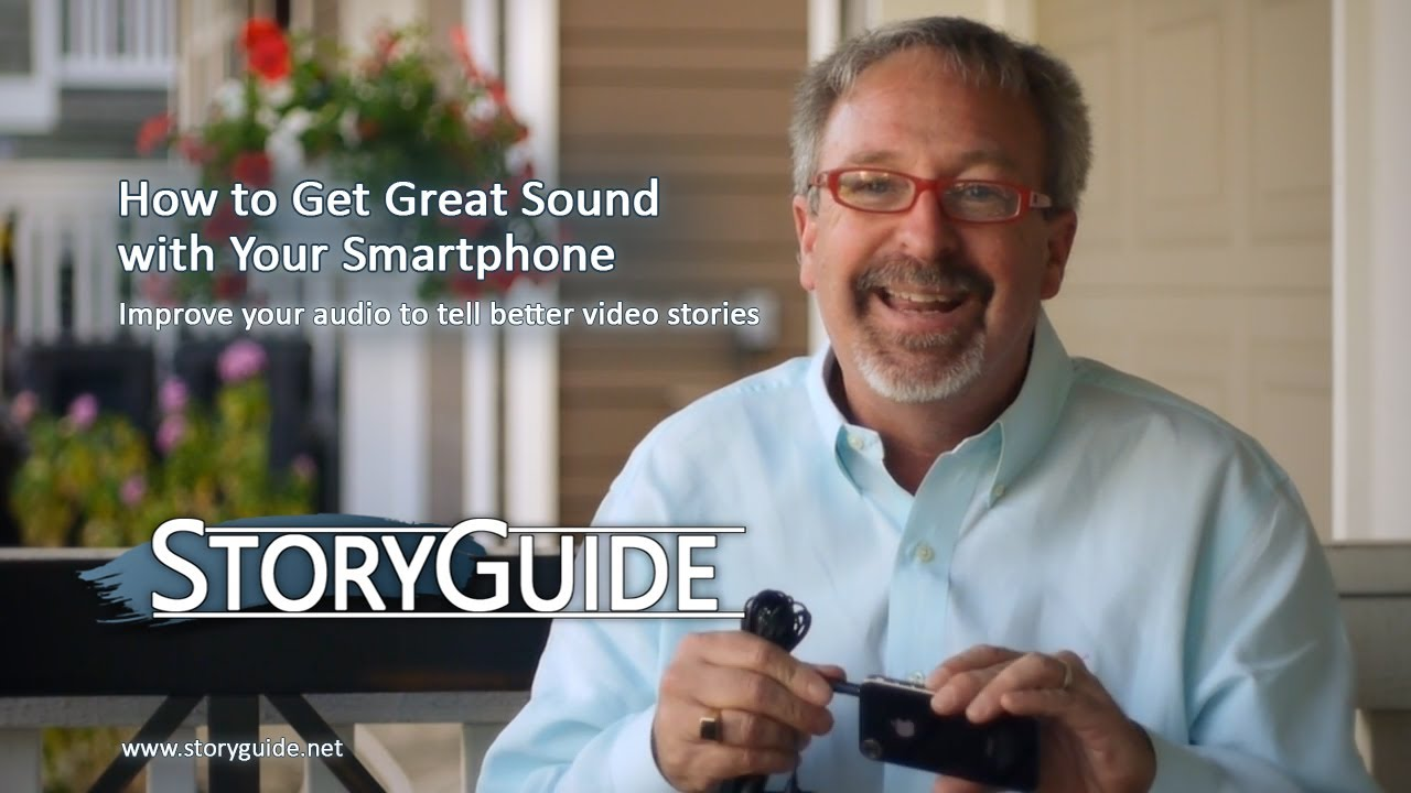 Record Great Audio With Your Smartphone Youtube Microphone Xlr Wiring Diagram