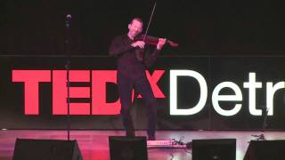 TEDxDetroit 2011 - Dixon - A Transformational Journey via Digital Violin