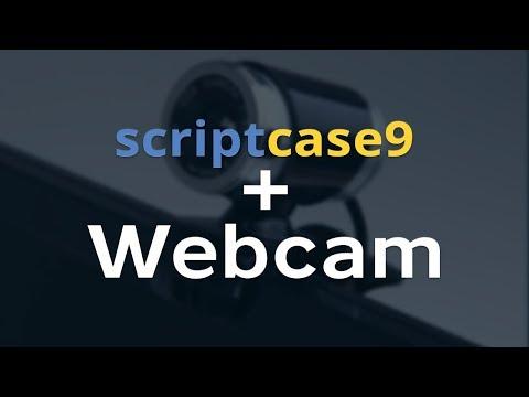 Integrating Scriptcase's form to a Webcam