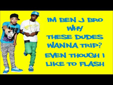 New Boyz Ft. Tyga-Cricketz(Lyrics)