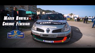 4° Rally Cefalù Corse 2021 - Marco Runfola/Corinne Federighi (Renault Clio RS R3)