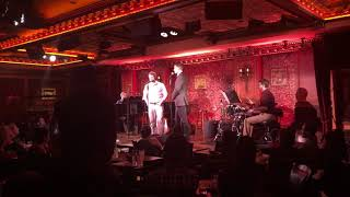 "Jamie Boswell & Evan Wilberg - ""You're Nothing Without Me"" @ Feinstein's/54 Below"