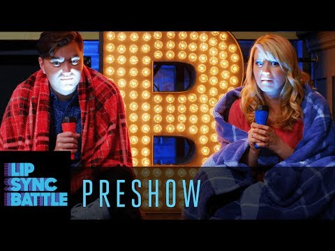 Thumbnail: Nick Swardson vs. Theresa Caputo | Lip Sync Battle Preshow
