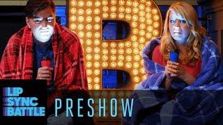 Nick Swardson vs. Theresa Caputo | Lip Sync Battle Preshow