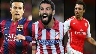 Pedro & The Turan -  Cazorla Swap Deal Rumours!    AFTV Transfer Daily