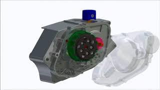대구공업대학교 기계CAD과 오토바이 역설계 3D모델링(…