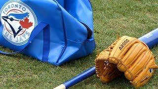 Blue Jays: Wilson Glove Day 2014
