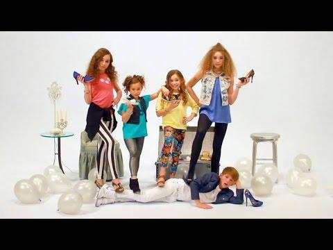 The Black Eyed Peas - My Humps (MattyBRaps Lyrics ft Haschak Sisters)