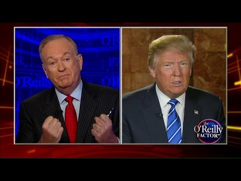 Trump Tells O'Reilly Tackling $21T Nat'l Debt Will Be 'Easy'