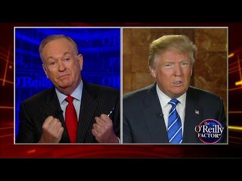 Trump Tells O'Reilly Tackling $21T Nat'l Debt Will Be 'Easy'