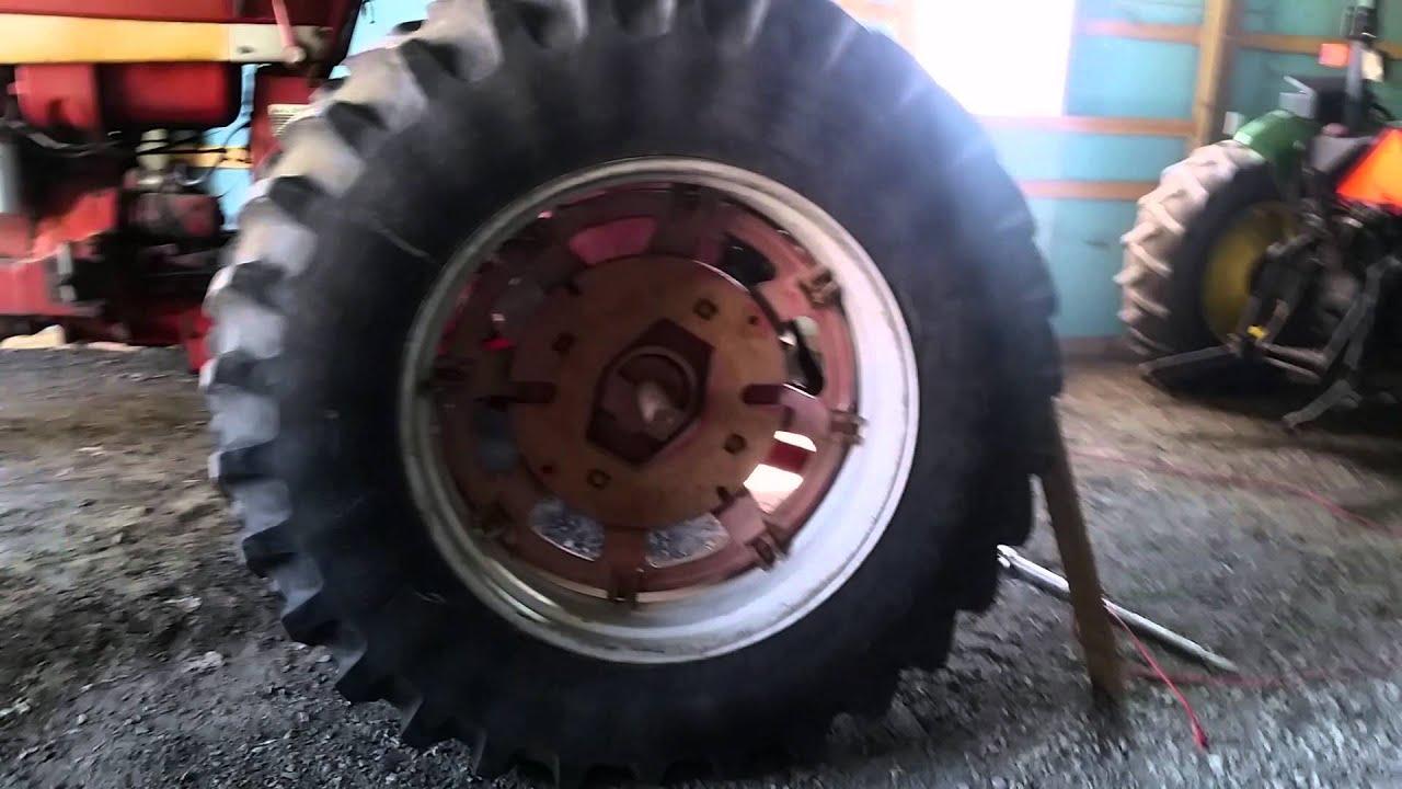 farmall cub steering shaft seal replacement & got a new truck
