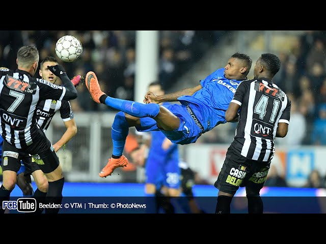 2016-2017 - Jupiler Pro League - 10. SC Charleroi - Club Brugge 1-0