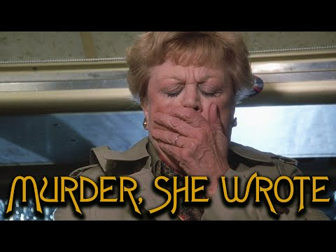 That Time Murder, She Wrote Took The Bus