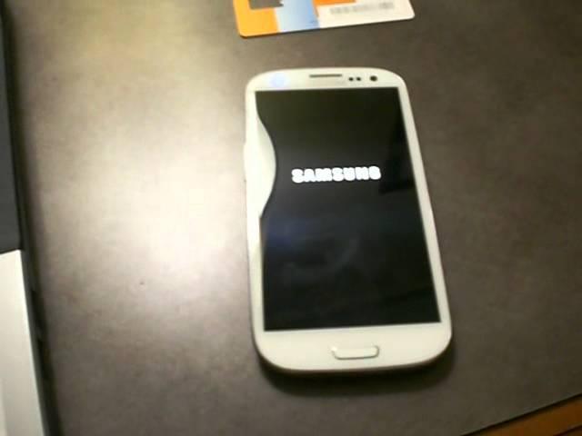 UNLOCK Your Samsung Galaxy S3 i747m (Rogers)