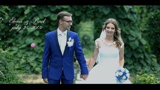 клип свадьбы Павел и Эльвира