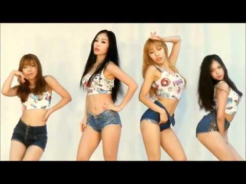 Cita Citata-Goyang Dumang Versi. Korea Dance Ver  HD