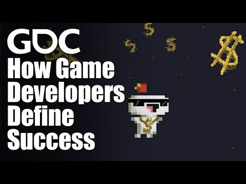 How Game Developers Define Success