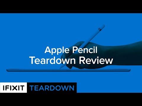 Apple Pencil Teardown Review!