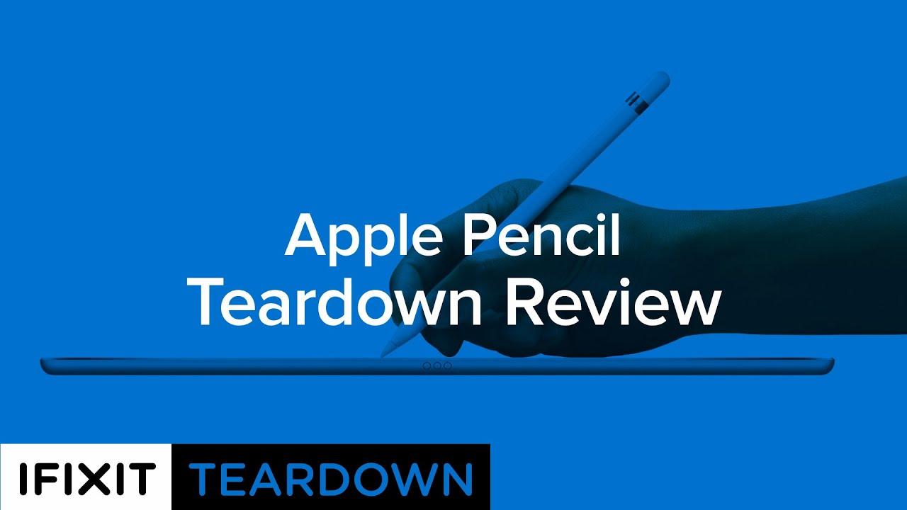 Apple Pencil Teardown - iFixit
