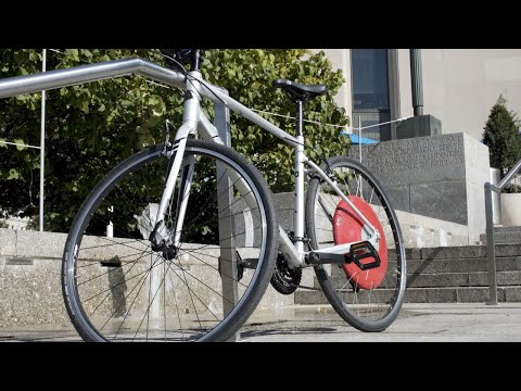 Copenhagen Wheel review: twice the bike with half the effort