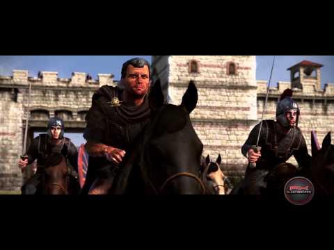 Total War: Attila —Танухиды (суровое начало!) #1