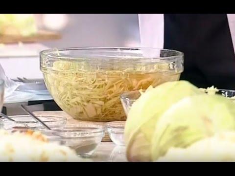 Как приготовить квашеную капусту без соли в домашних условиях