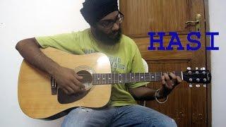 Hasi Ban Gaye Hamari Adhuri Kahani - Guitar Tutorial.mp3