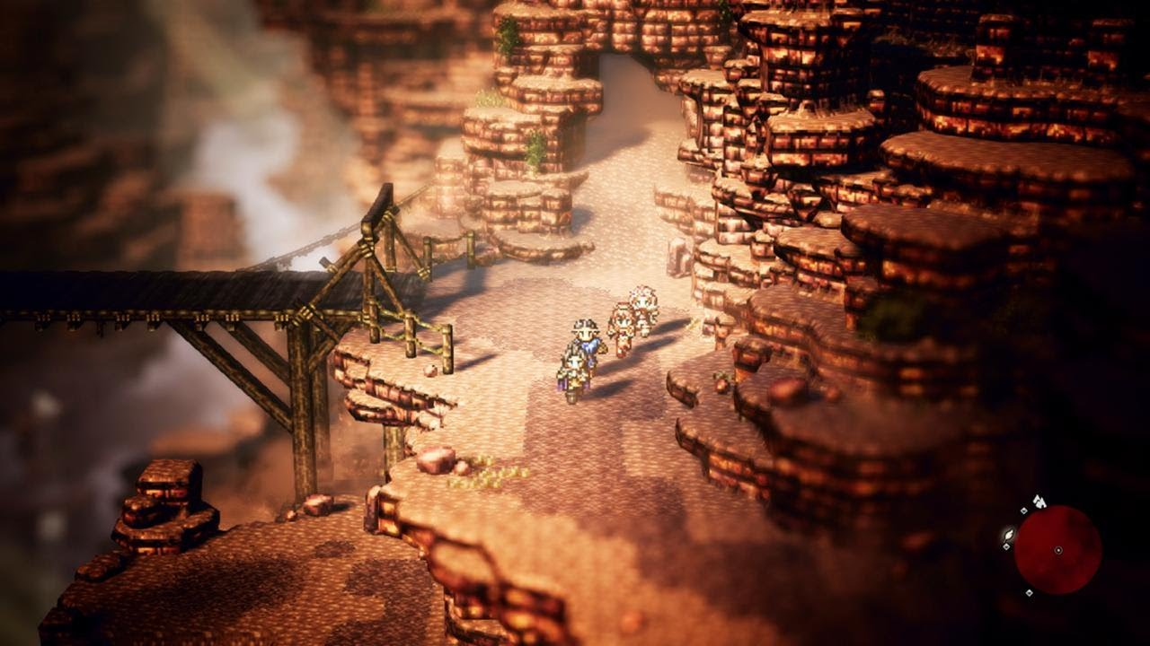 "Nintendo Switch RPG Octopath Traveler Won't Have DLC Because It's ""A Finished Product"""
