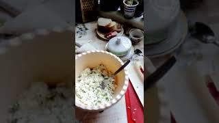 Завтрак для любимого мужа)
