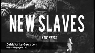 New Slaves Instrumental (Prod. by Caleb Sarikey) [Kanye West - Yeezus]
